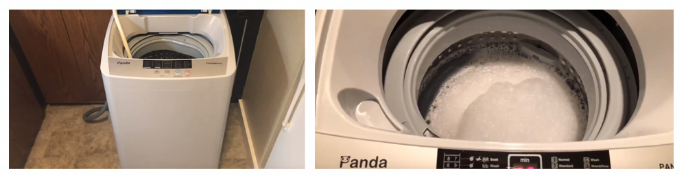 Panda PAN56MGW2 Portable Washing Machine