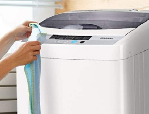 hOmeLabs vs. Giantex Portable Washing Machines