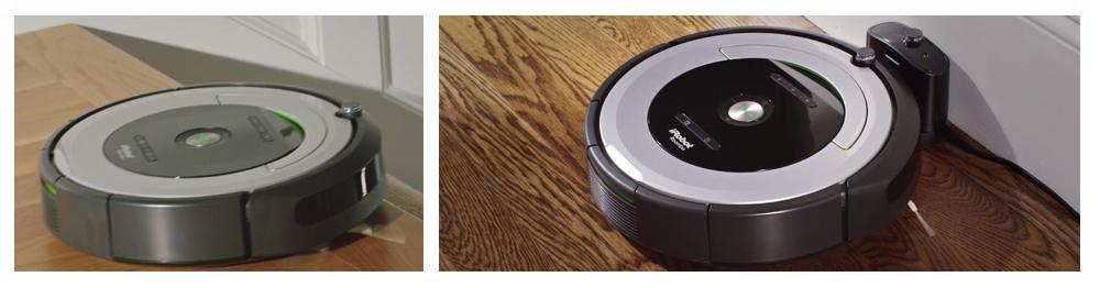 iRobot Roomba 675 vs iRobot Roomba 614