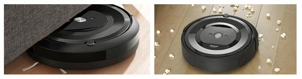 Roomba E5 vs. i7 vs. S9