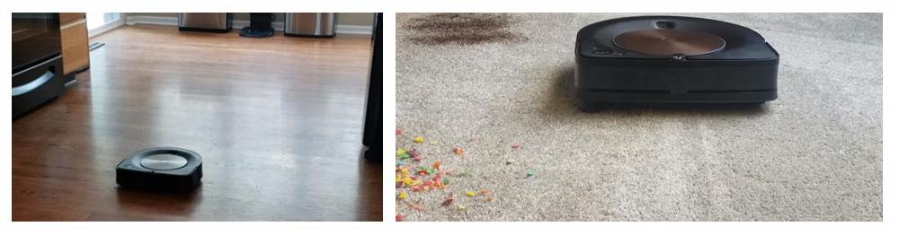 Roomba S9 vs i7 vs E5