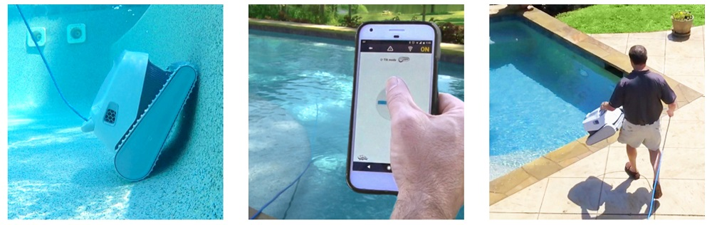 Dolphin Mercury Pool Cleaner Review