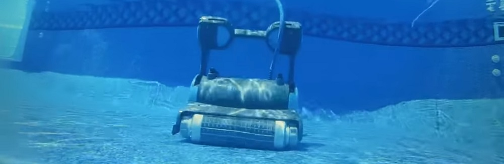 Dolphin Premier Robotic Pool Cleaner Review