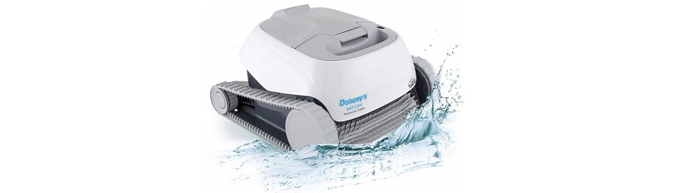 Dolphin Saturn Robotic Pool Cleaner Review