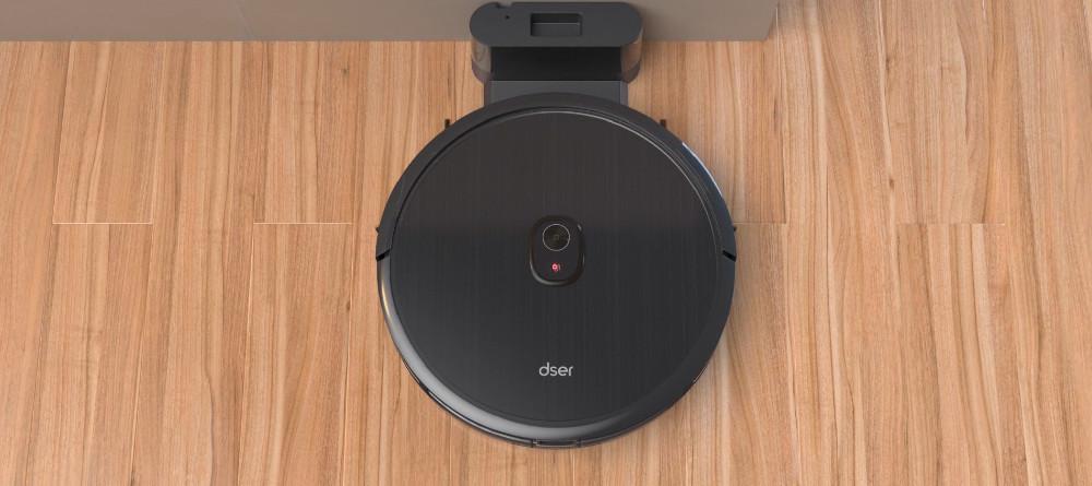 Dser Robot Vacuum Cleaner