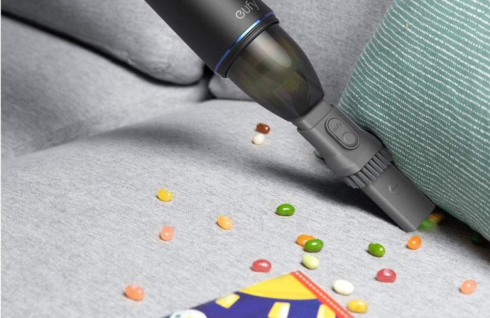 eufy HomeVac H11, Cordless Handheld Vacuum