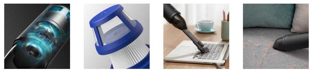Eufy HomeVac H11 Handheld Vacuum