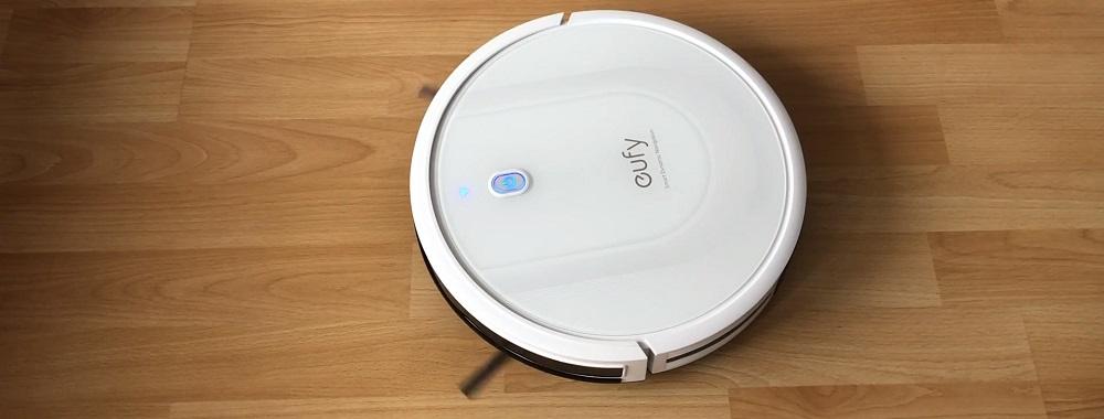 Eufy RoboVac G10 Hybrid Robot Vacuum