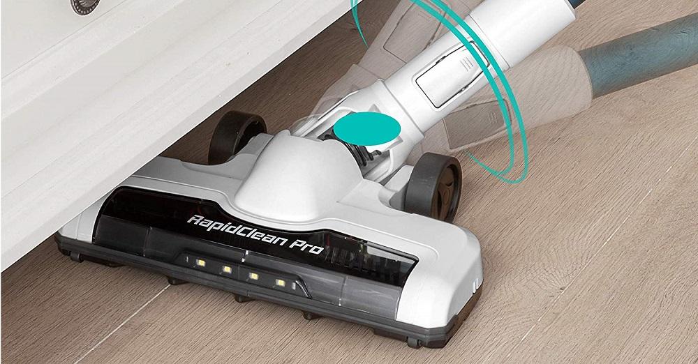 Eureka NEC180 RapidClean Pro Cordless Vacuum Review