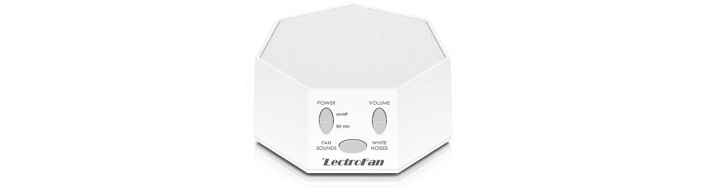 LectroFan White Noise Sound Machine Review