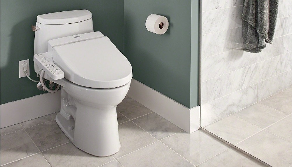 TOTO C100 Electronic Bidet Toilet Seat Review