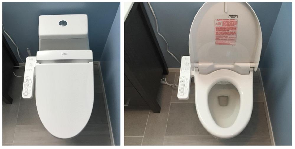 TOTO C100 Electronic Bidet Toilet