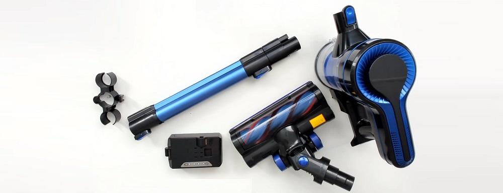 APOSEN Cordless Stick Vacuum Cleaner