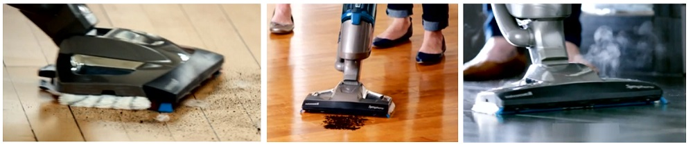 Bissell Symphony Vac and Steam 2 in 1 1132A Review