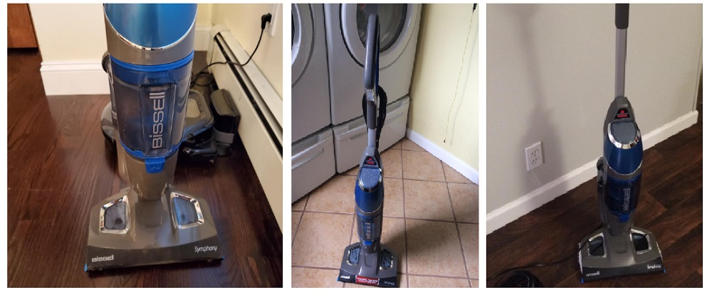 Bissell Symphony Vac and Steam Review