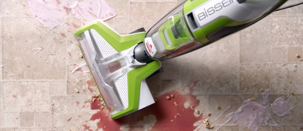 Bissell CrossWave Floor and Carpet Cleaner 1785A Review