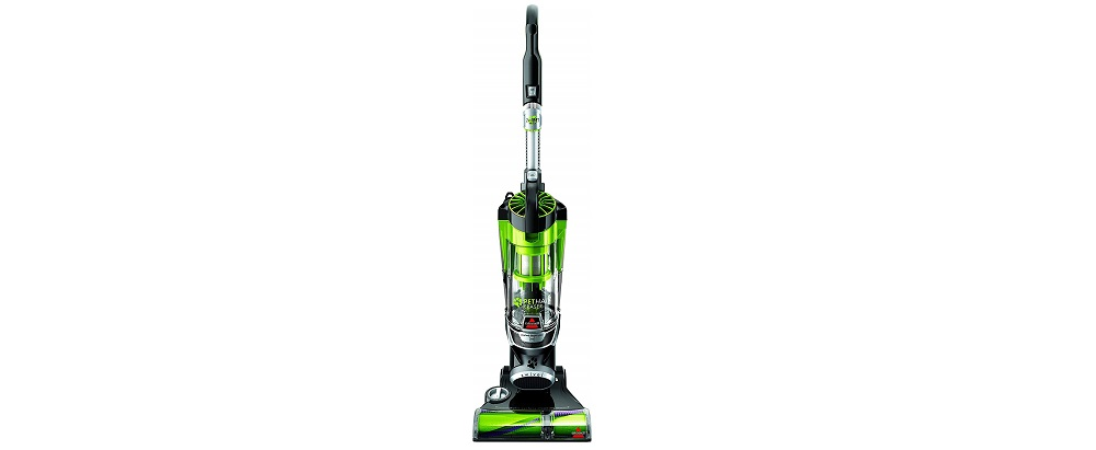 Bissell 1650A Pet Hair Eraser Upright Vacuum Cleaner Review