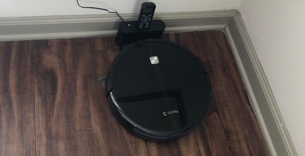 Coredy R3500 Robot Vacuum