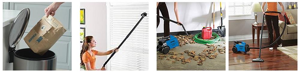 Eureka Mighty Mite Vacuum 3670h-blue