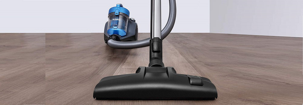 Eureka NEN110A Canister Vacuum Cleaner Review