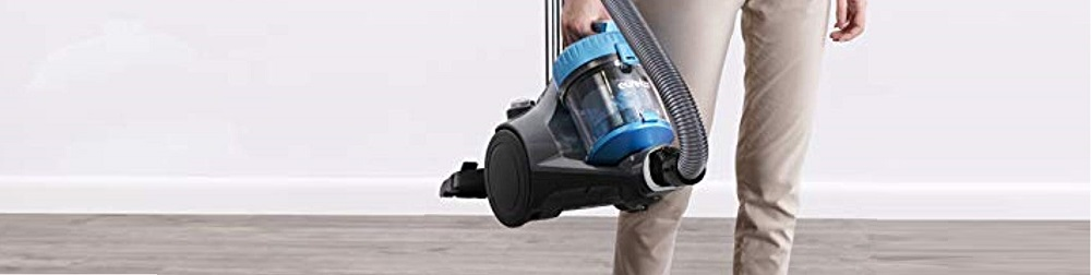 Eureka NEN110A Whirlwind Bagless Canister Vacuum