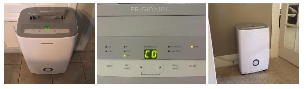Frigidaire Dehumidifier Review