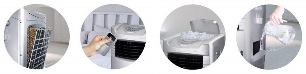 Honeywell 659CFM Evaporative Cooler