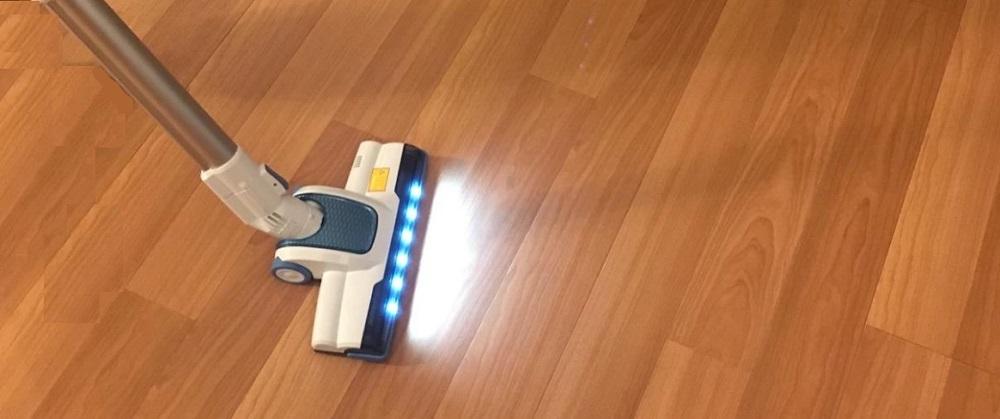 MOOSOO Corded Stick Vacuum Review (D601)
