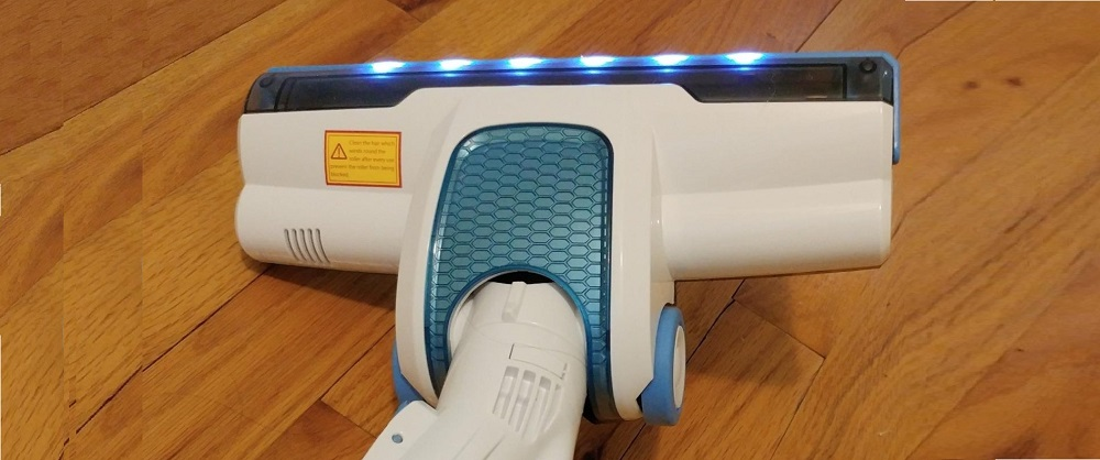 MOOSOO Corded Stick Vacuum D601