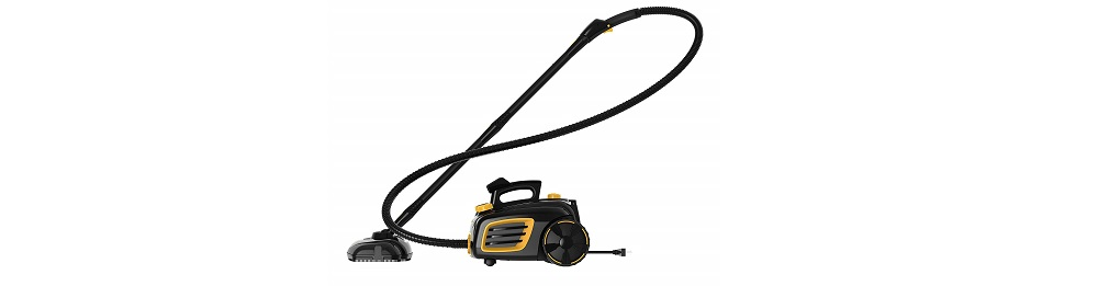 McCulloch MC1375 Steam Cleaner Review