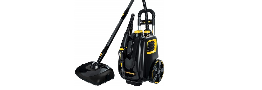 McCulloch MC1385 Steam Cleaner Review