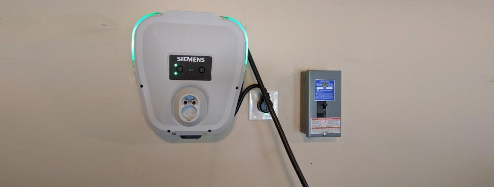 Siemens US2 EV Charger