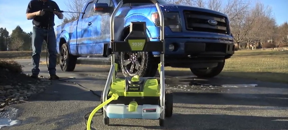 Sun Joe SPX4000 2030 Max Psi 1.76 Gpm 14.5-Amp Electric Pressure Washer Review