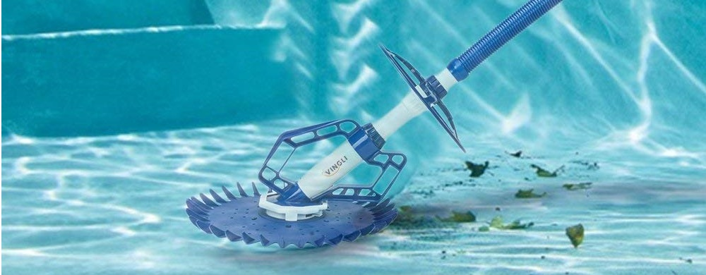 VINGLI Creepy Crawler Pool Cleaner
