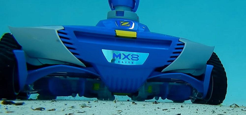 Zodiac MX8 Pool Cleaner Review