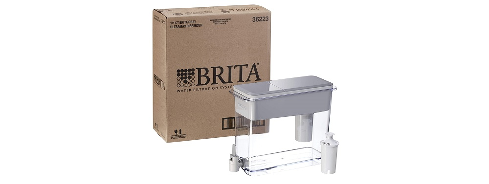 Brita UltraMax Water Filter Pitcher Review