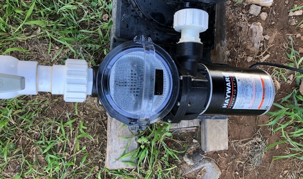 Hayward W3SP1580 Pool Pump
