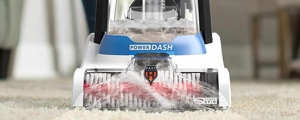 Hoover PowerDash Pet Compact Carpet Cleaner FH50700 Review