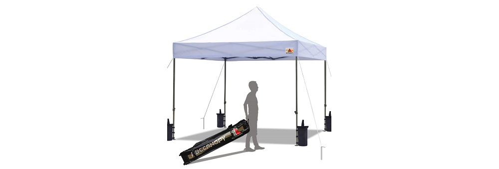 ABCCANOPY Pop up Canopy Tent Commercial Instant Shelter Review