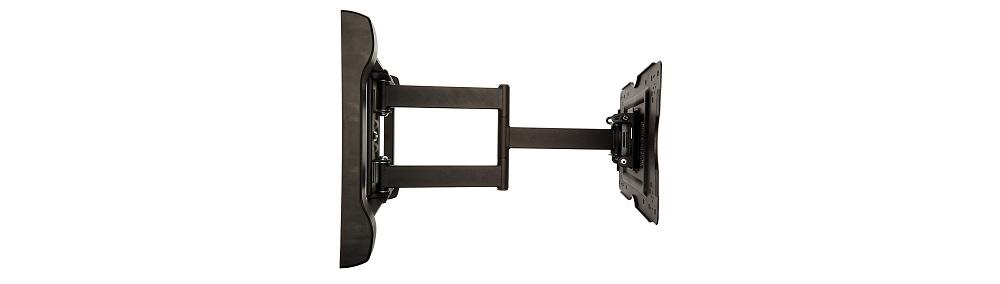 AmazonBasics Full Motion Articulating TV Wall Mount