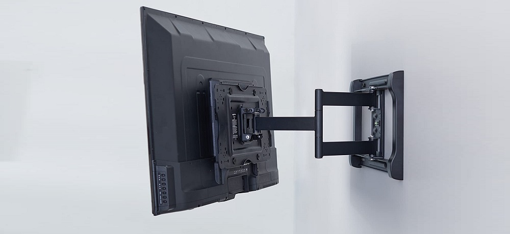 AmazonBasics Full Motion Articulating TV Wall Mount Review
