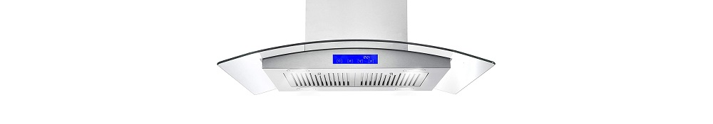 Cosmo COS-668ICS750 30-in Island Range Hood Review