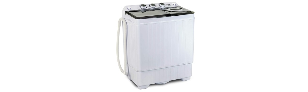 KUPPET Compact Twin Tub Portable Mini Washing Machine Review