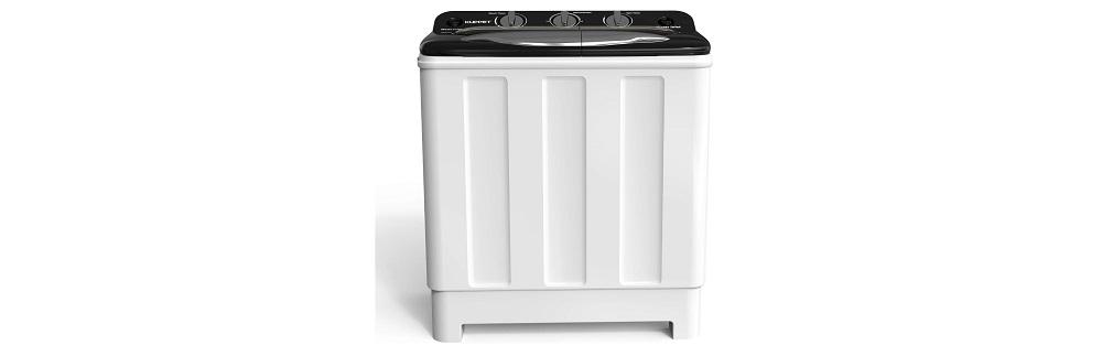 Kenwell Compact Twin Tub Portable Mini Washing Machine