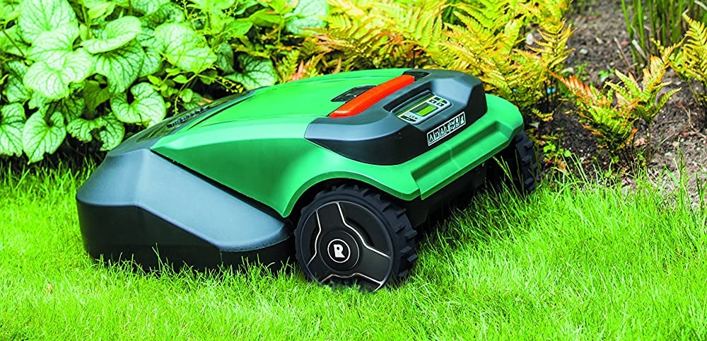 Automatic Lawn Mowers