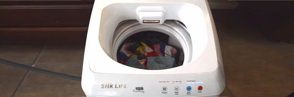 How Do You Clean A Portable Washing Machine?