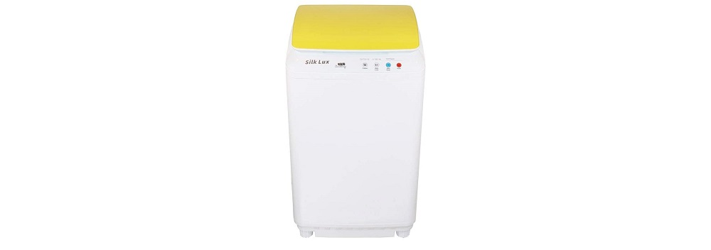 Silk Lux Portable Mini Automatic Washing Machine