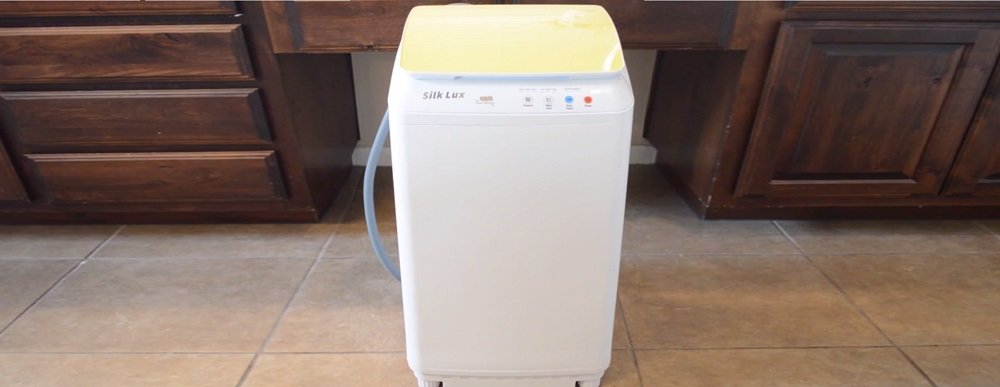 Silk Lux Washing Machine