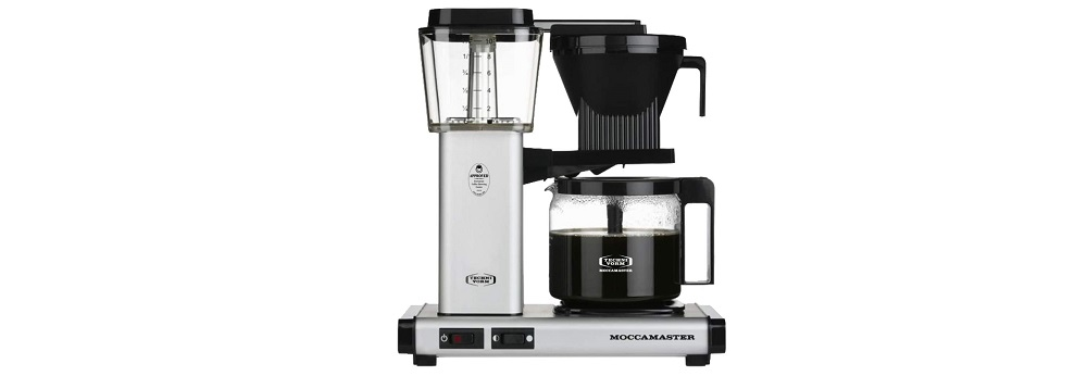 Technivorm Moccamaster 53956 Review