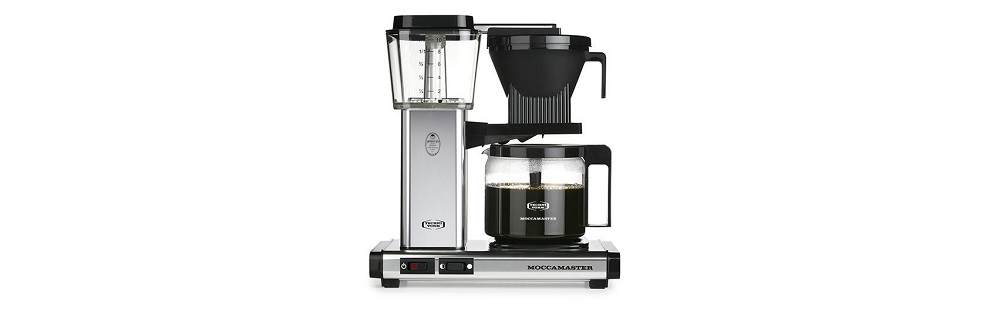 Technivorm Moccamaster 59616 Review